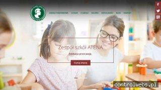 ATENA szkoła prywatna sosnowiec