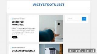 Serwis ogłoszeniowy -wszystkotujest.pl