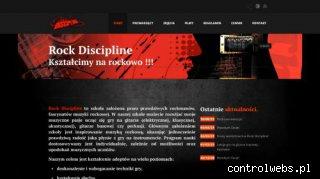 profesjonalna nauka gry na gitarze Warszawa - rockdiscipline.com