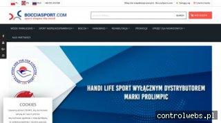 Bocciasport.com - wózek inwalidzki poznań