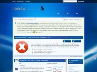 Link4u - Forum Reklamowe