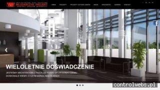 Projekty rezydencji - architekt-wlodarczyk.pl