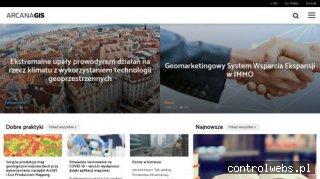 Arcanagis.pl - analizy gis