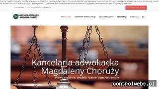 Kancelaria Adwokacka - Adwokat Magdalena Choruży - Rozwody