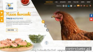 RES-DROB rozbiór mięsa drobiowego