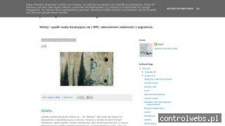 blog pamiętnik borderlajna