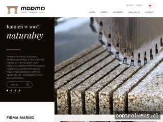 Płyty marmurowe i granitowe - Marmo