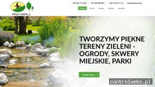 MAPA-2 projektowanie terenów zieleni Jarosław