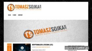 TomaszSojka.com | Aktywny Biznes / Pasywny Dochód – RevShare