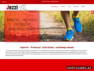 JEZZI Importer obuwia damskiego
