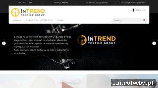 IN Trend - Producent odzieży roboczej/ pracowniczej