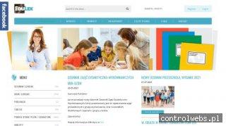 Wydawnictwo EduLex – dzienniki i druki szkolne