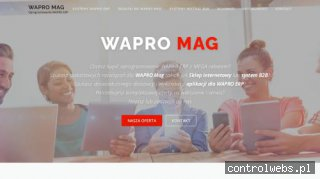 Wapro-mag.pl - sklep internetowy dla wf-mag