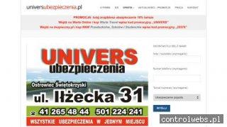 www.universubezpieczenia.pl