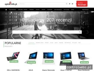 Opinie.info.pl - forum o produktach z opiniami