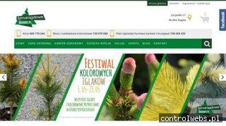 Sprzedaż roślin ozdobnych