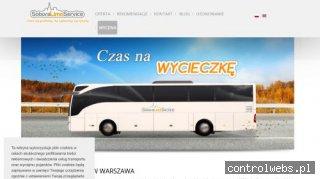 Wynajem autokarów Warszawa