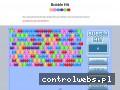Screenshot strony bubblehit.pl