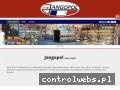 Screenshot strony www.jangopol.pl