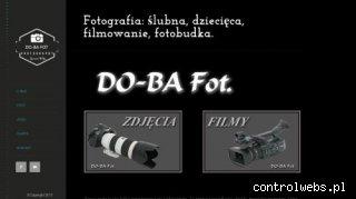 Fotograf ślubny Gorzów - wideofilmowanie - fotobudka