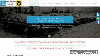 PZM kurs prawa jazdy Lublin