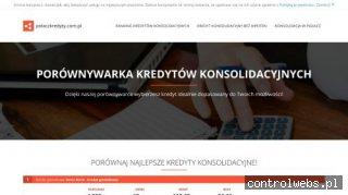 Kredyty konsolidacyjne online
