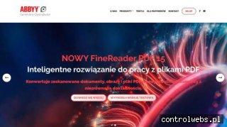 Twórz dokumenty PDF w ABBYY FineReader