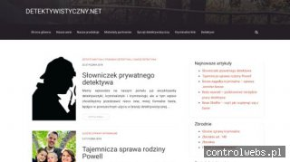 Portal detektywistyczny