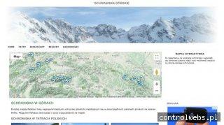 Schroniska górskie w Tatrach