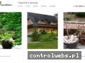 Screenshot strony www.vgarden.pl