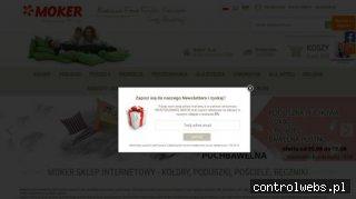MOKER - Producent Kołder i Poduszek Nowej Generacji