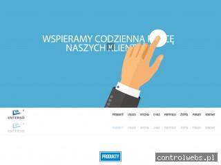 Pozycjonowanie stron internetowych Warszawa - enterso.pl