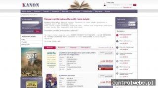 Kanon24 księgarnia internetowa