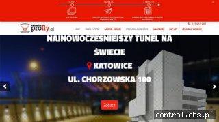 Profly - tunel aerodynamiczny Katowice