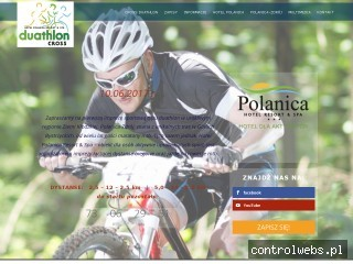 Cross Duathlon Polanica