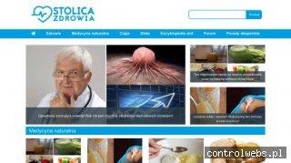 Stolicazdrowia.pl - Medycyna naturalna