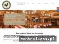 Screenshot strony gospodapodkogutem.pl