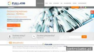 www.fulljob.pl praca tymczasowa Lublin