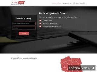 Polskie firmy - katalogfirmpolskich.pl