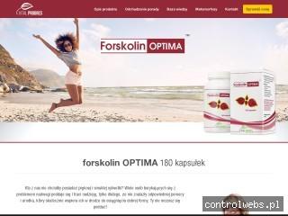 Forskolin (forskolina) pokrzywa indyjska na odchudzanie
