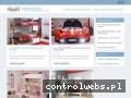 Screenshot strony lozka-pietrowe.com.pl