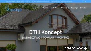 Okna, drzwi, bramy, rolety - Koncept Bydgoszcz, Nakło