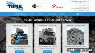 THMH - Sklep internetowy z polskim węglem