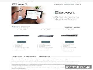 Rozwiązania IT dla biznesu - serweryit.pl