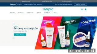 KERPRO - Regeneracja pznokci