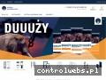 Screenshot strony dobresystemy.com.pl