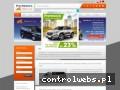 Screenshot strony www.autowynajem.wroclaw.pl