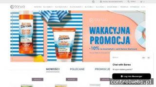 Sklep kosmetyczny online Barwa