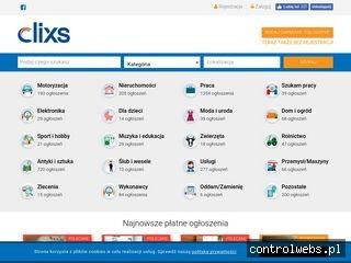 Oferty pracy - Clixs.pl