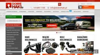 Haki holownicze - www.dobrehaki.pl